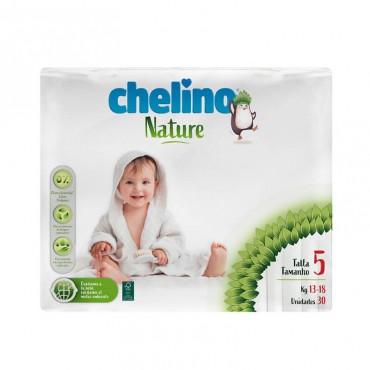 Chelino Naturwindel Größe 5...