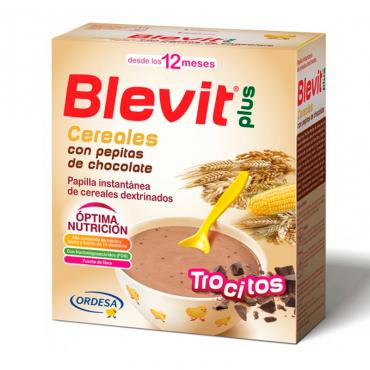 Blevit Plus Cereales con pepitas de chocolate 600g