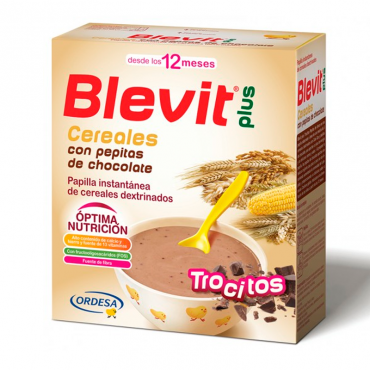 Blevit Plus Cereals with...
