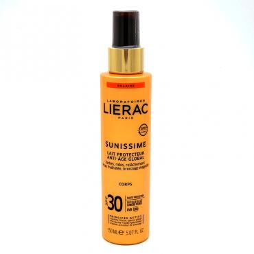 Lierac sunissime lait protector rostro SPF50 150 ml