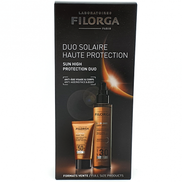 Filorga Pack solar UV Bronze