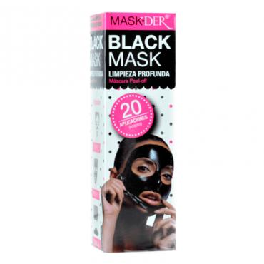 Maske-Der Schwarze Maske...