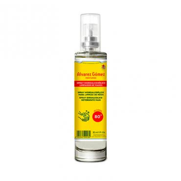 Spray hidroalcohólico 30 ml