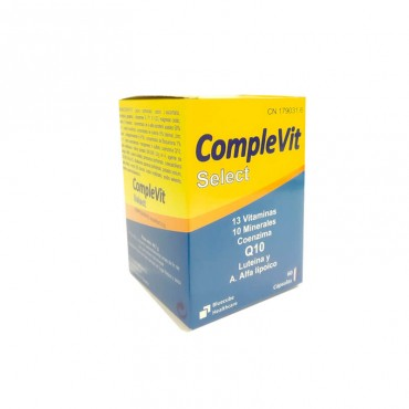 Complevit Select 60 Capsules