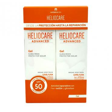 Heliocare Advanced Duplo gel SPF50 200 ml