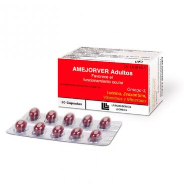 Amejorver Adultos 30 Comprimidos