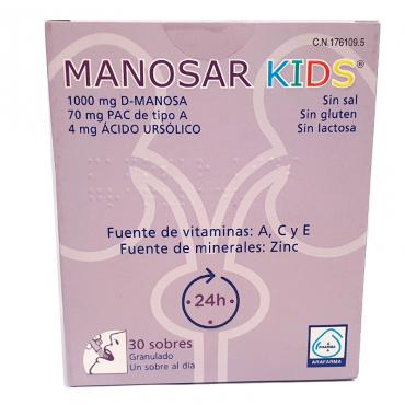 Manosar Kids 30 Paus