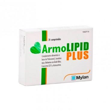 Armolipid Plus Tablets 20 pcs