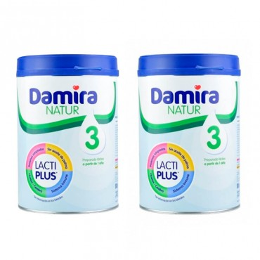 Damira Natur 3 Duplo 800 gr