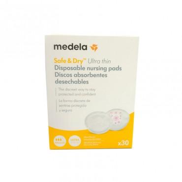 Medela Discos absorbentes desechables 30 unidades