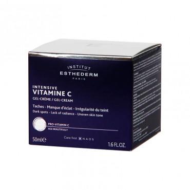 Esthederm Intensive Vitamine C Gel Crema 50 ml caja