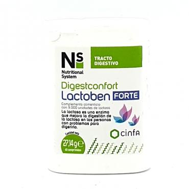 Ns Digestconfort Lactoben Forte 27.14 Gramos