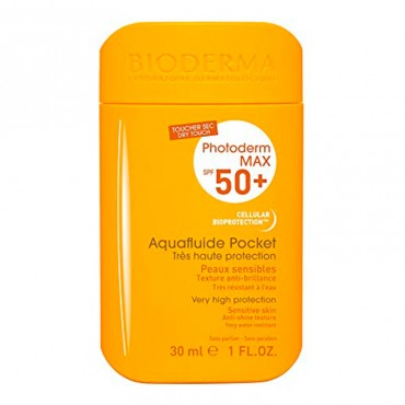 Photoderm max 50+ Aquafluide Pocket Tubo 30ml