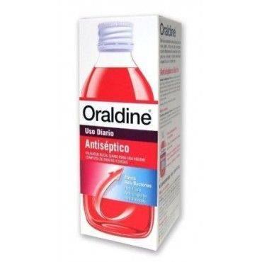 Oraldine Clasico Colutorio 400Ml