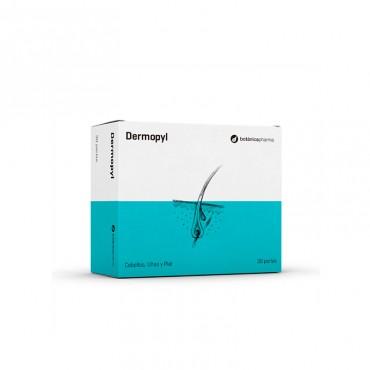 Dermopyl Cabellos uñas y piel Complex Bensana 30 Capsulas