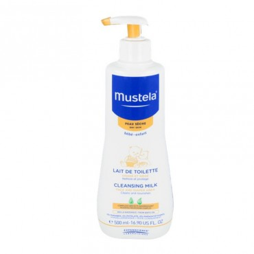 Mustela Lait De Toilette Locion Hipoalergenica 500 ml