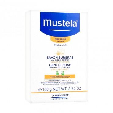 Mustela Jabon Supergraso Al Cold Cream 200 gr