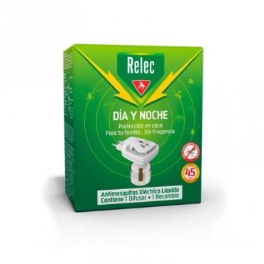 Relec Antimosquitos Eléctrico Líquido