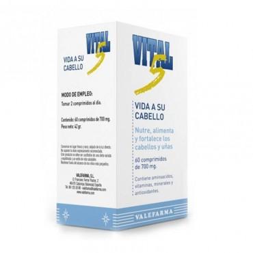 Valefarma Vital 5 60 Comprimidos