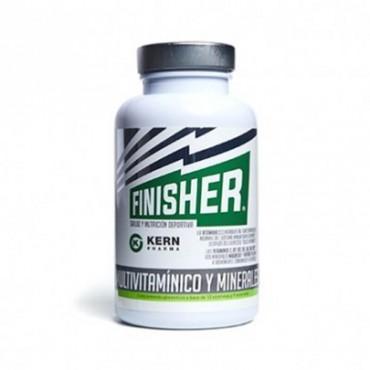 Finisher Multivitaminico y Minerales 60 Capsulas