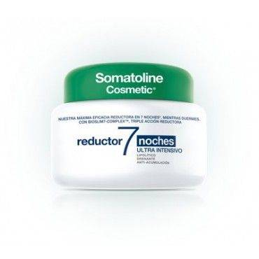 Somatoline Reductor Intensivo  7 Noches 450 Ml.