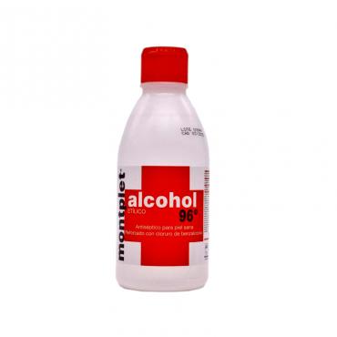 Alcohol Montplet 96º 250ml