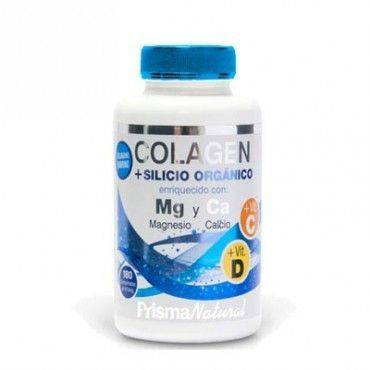 Colageno Marino + Silicio Organico 180 Comprimidos Prisma Natural