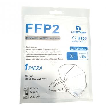 Mascarilla de protección FFP2 1MI Store 1 ud
