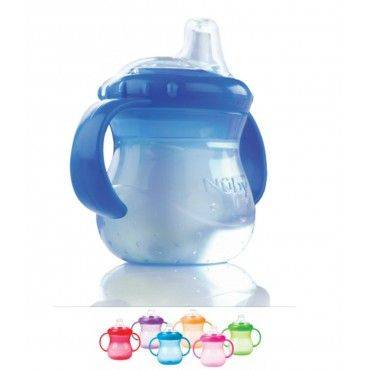 Nuby Taza Antigoteo 240 Ml