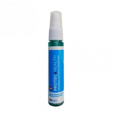 Protec&Health Solucion Hidroalcoholica 30 Ml
