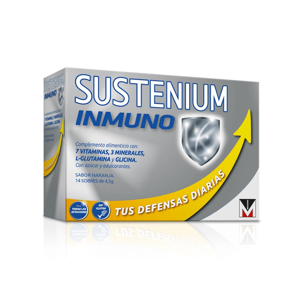Sustenium Inmuno 14 Sobres