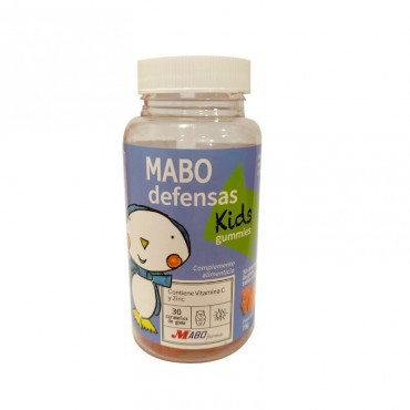 Mabo Defensas Kids 30 gummies 75g