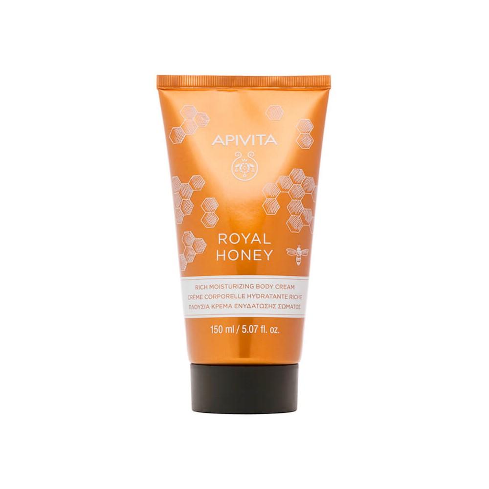 Apivita Crema Corporal Hidratante Rica Royal Honey 150 ml