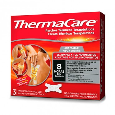 Thermacare Adaptable 3 unités