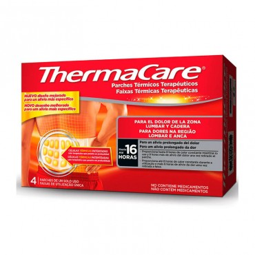 Thermacare Lombaire et Hip...