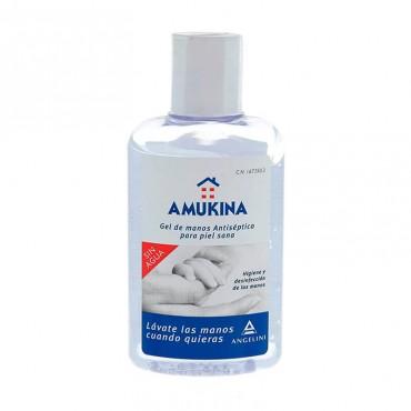 Amukina Gel de Manos Antiséptico 80 ml