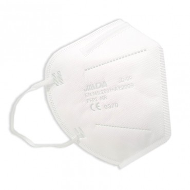 Mascarilla protección FFP2 NR 5 capas de Filtrado 1 und