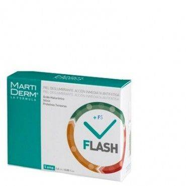 Martiderm Flash 5 Ampollas