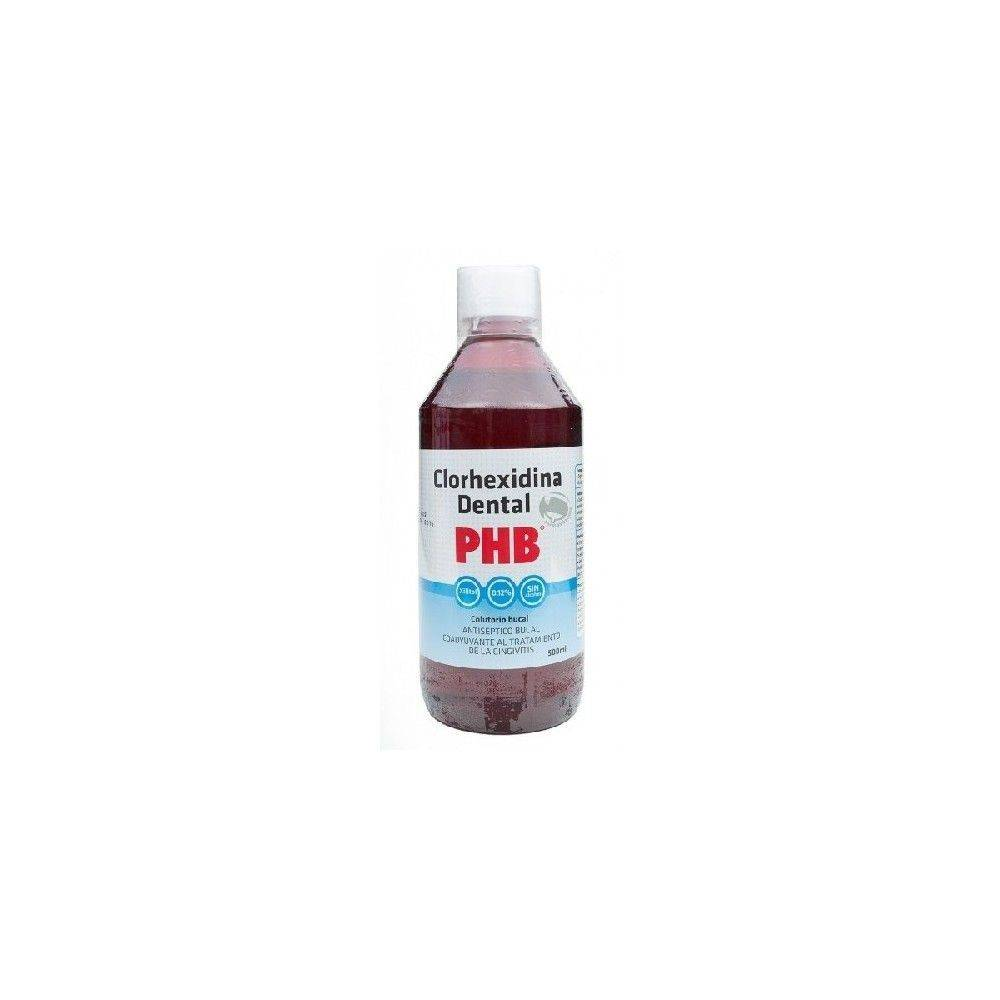 Phb Colutorio Clorhexidina 0,12 % 500 Ml.