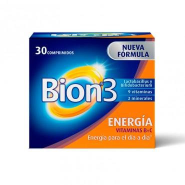 Bion3 Energía 30 Comprimidos