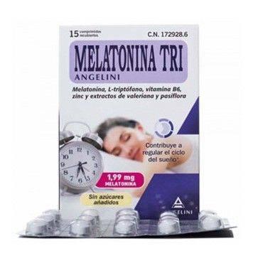 Mlt Tri Angelini 1.99 30 Comprimidos