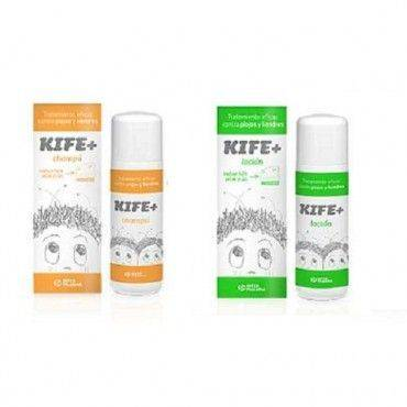 Kife Pack Champu 100 Ml.+ Locion 100 Ml.
