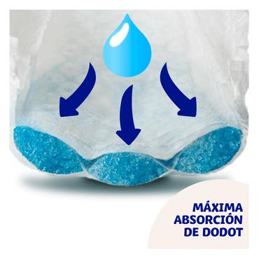 Dodot Sensitive Pañales Talla 4,  48 Pañales, 9-14 kg 4