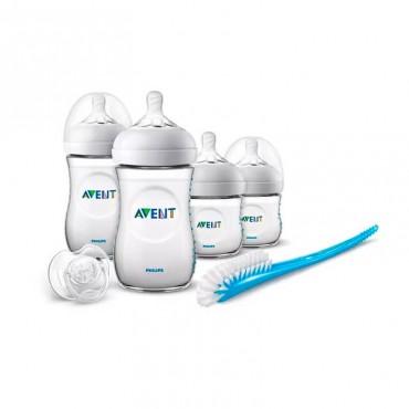 Avent Scd 301/01 Lactancia Set de Recién Nacido Natural