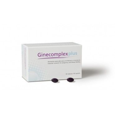 Ginecomplex Plus 60 Capsulas.