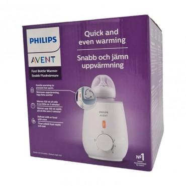 Philips Avent Calienta Biberones Rápido Scd355/07