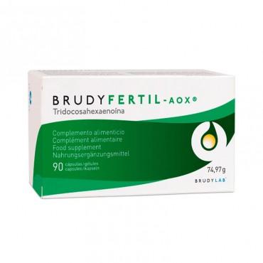 Brudy Fertil Aox 90 Cápsulas