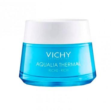 Vichy Aqualia Thermal Hidratante Rica Piel Seca 50 ml