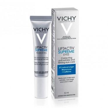 Vichy Liftactiv Supreme Ojos Tratamiento Antiarrugas 15ml