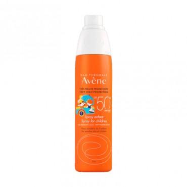 Avene Solar Spray SPF50+ Niños 200 ml